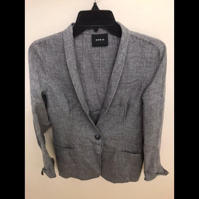 Akris Grey Blazer