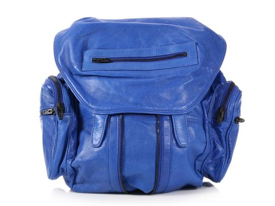 Preload https://img-static.tradesy.com/item/24156522/alexander-wang-marti-blue-leather-backpack-0-0-540-540.jpg