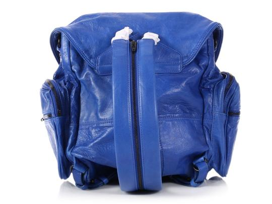 Alexander Wang Aw.p0905.10 Convertible Cobalt Backpack