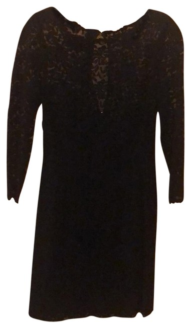 Preload https://img-static.tradesy.com/item/24156663/dolce-and-gabbana-black-lace-overlay-short-cocktail-dress-size-4-s-0-1-650-650.jpg