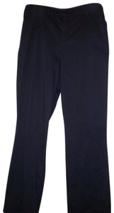 Nine West Maxine Ave Boot Trouser Pants Navy