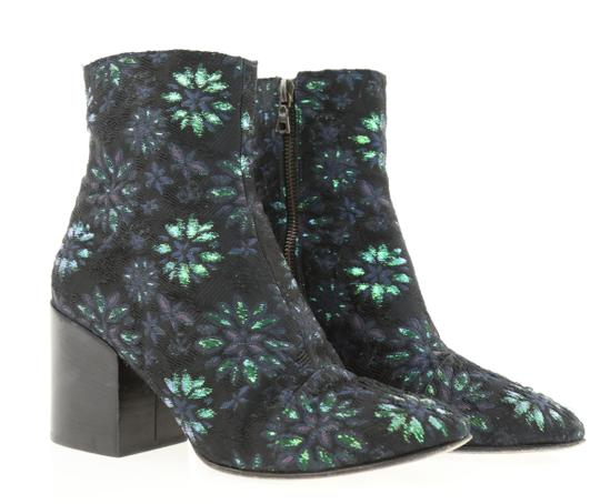 Dries van Noten Black Boots