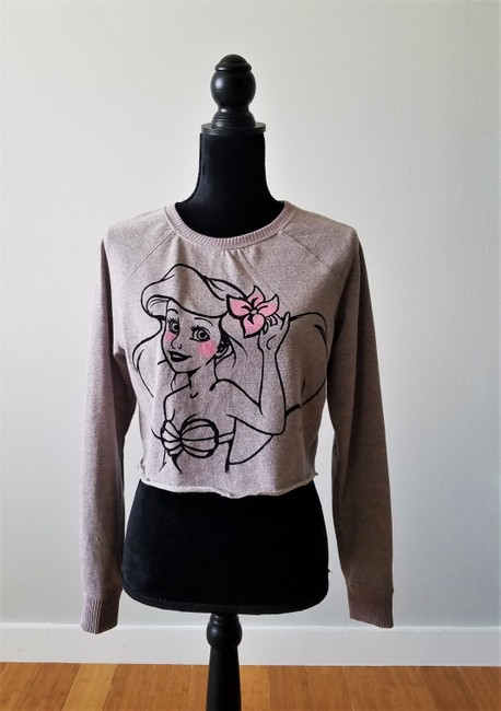 Disney Crop Sweater