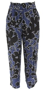 Michael Kors Collection Relaxed Pants Blue