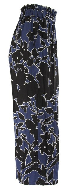 Michael Kors Collection Relaxed Pants Blue Image 1