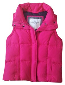 Abercrombie & Fitch Feather Down Vest