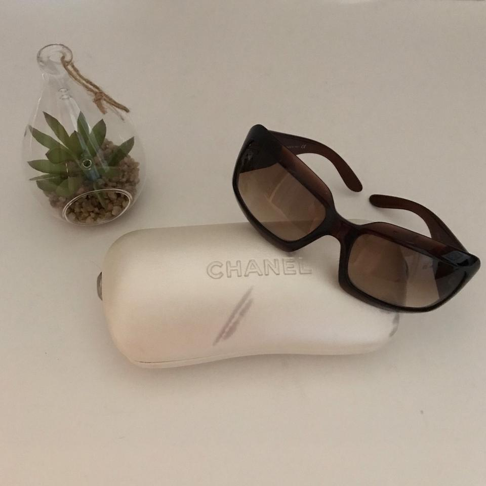 6683f7d35d Chanel Mother of Pearl Sunglasses Image 10. 1234567891011