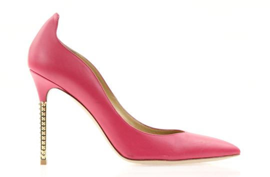 Preload https://img-static.tradesy.com/item/24157323/valentino-pink-rockstud-pumps-size-eu-395-approx-us-95-regular-m-b-0-2-540-540.jpg