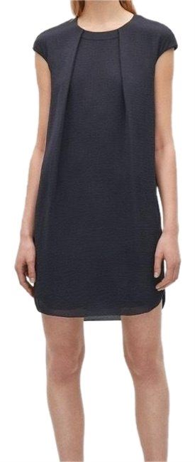 Preload https://img-static.tradesy.com/item/24157363/cos-black-softpleat-a-line-short-casual-dress-size-4-s-0-1-650-650.jpg