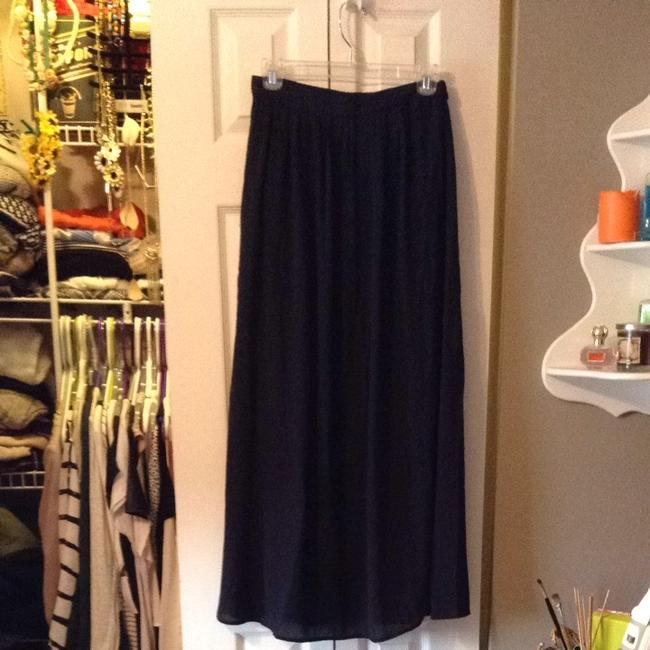 H&M Skirt Navy Image 1