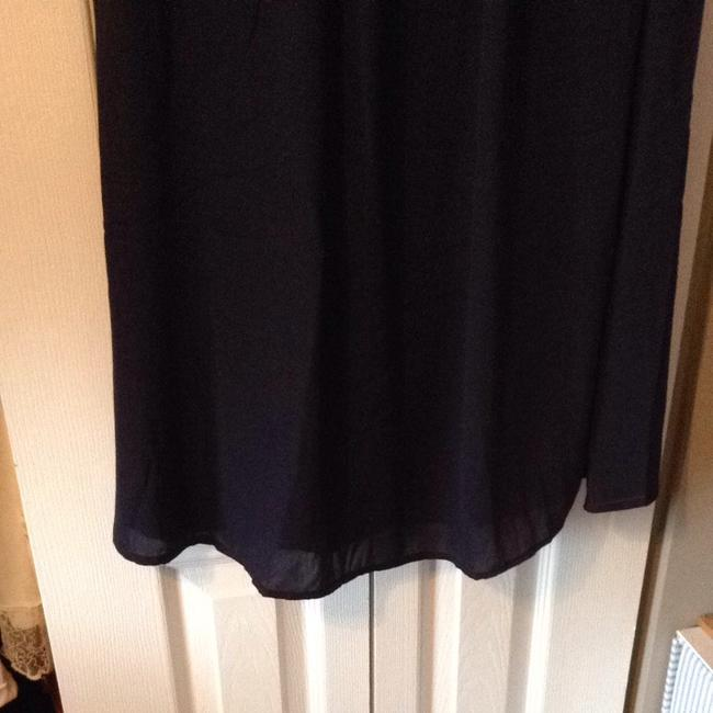 H&M Skirt Navy Image 2