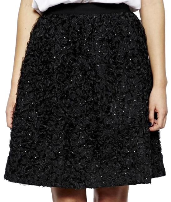 Preload https://img-static.tradesy.com/item/24157419/french-connection-black-rochelle-ribbon-flared-skirt-size-6-s-28-0-1-650-650.jpg