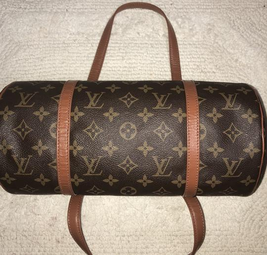 Louis Vuitton Vintage Sale Price Drop Tote in Brown