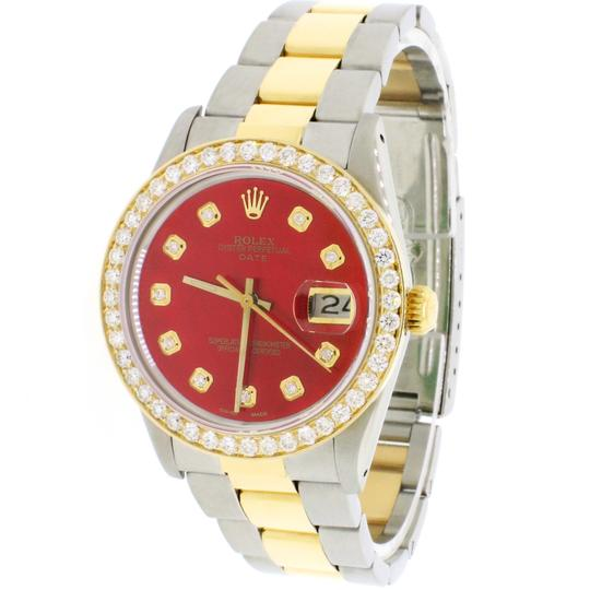 Preload https://img-static.tradesy.com/item/24157486/rolex-candy-red-oyster-perpetual-date-34mm-2-tone-mop-diamond-dial-and-18ct-bezel-watch-0-0-540-540.jpg