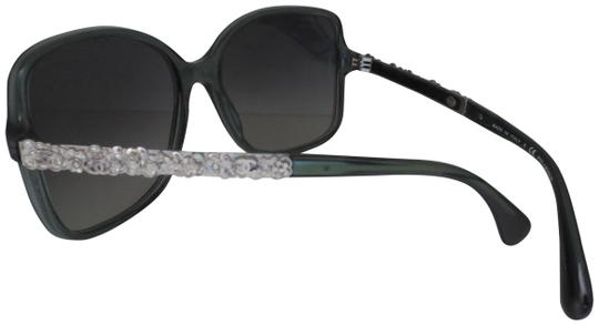 Preload https://img-static.tradesy.com/item/24157528/chanel-charming-light-green-with-silver-blooming-bijou-polarized-square-5355-sunglasses-0-1-540-540.jpg