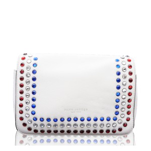 Marc Jacobs Crystal Studded Shoulder Bag