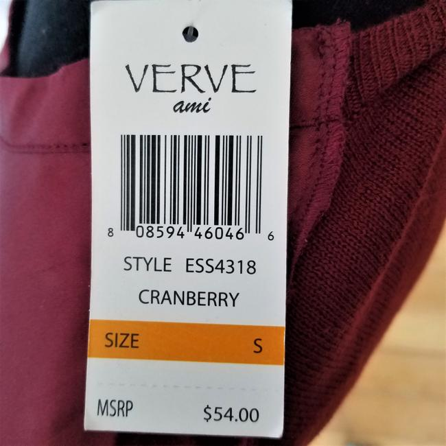 Verve Ami Top Cranberry red