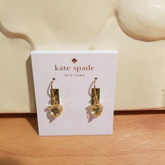 Kate Spade Kate Spade Rise and Shine Drop Earrings