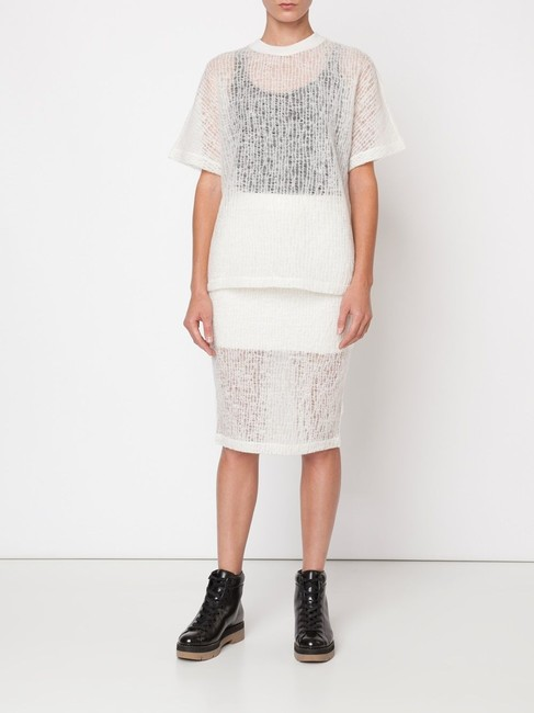 T by Alexander Wang T Shirt Ivory