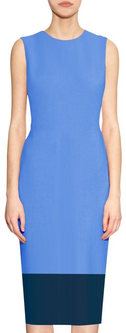 Preload https://img-static.tradesy.com/item/24157711/blue-collection-mid-length-cocktail-dress-size-8-m-0-1-650-650.jpg