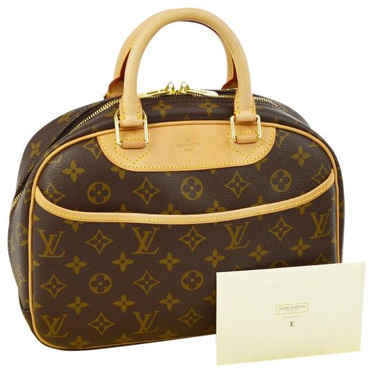 Preload https://img-static.tradesy.com/item/24157725/louis-vuitton-trouville-new-discontinued-monogram-canvas-satchel-0-1-540-540.jpg
