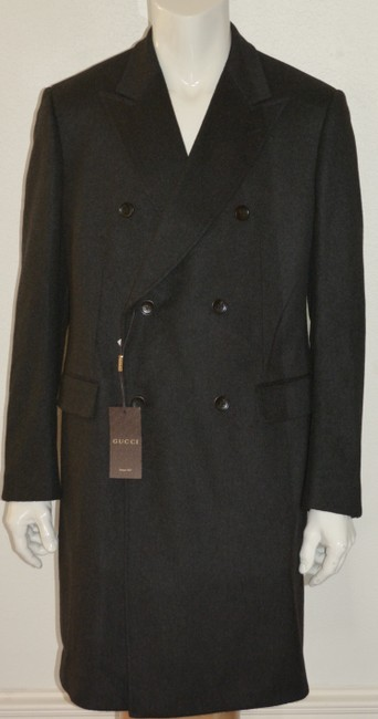 Gucci Mens Mens Trench Coat