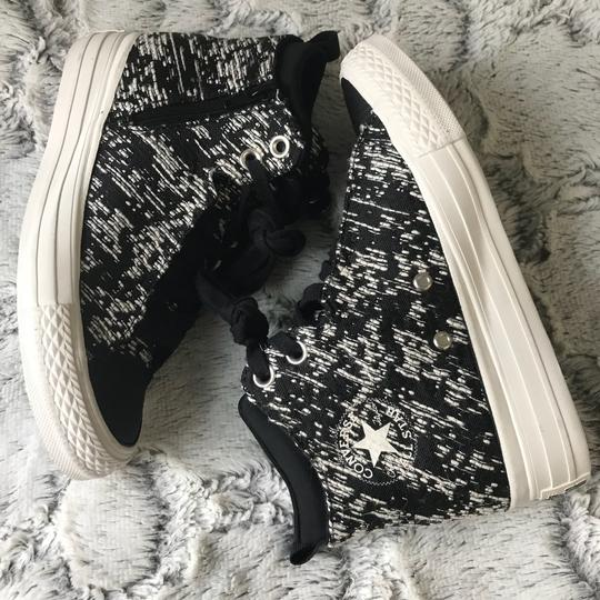 Converse black/white Athletic