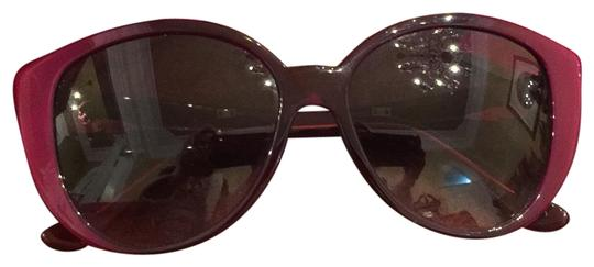 Preload https://img-static.tradesy.com/item/24157796/cartier-deep-red-with-pink-purple-color-really-pretty-color-as-pictured-sunglasses-0-1-540-540.jpg