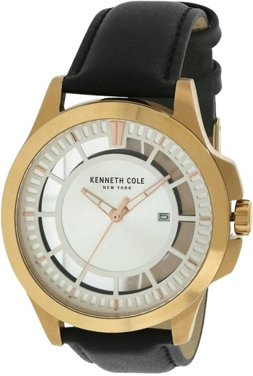 Preload https://img-static.tradesy.com/item/24157877/kenneth-cole-black-10027446-men-s-leather-band-with-white-analog-dial-watch-0-1-540-540.jpg