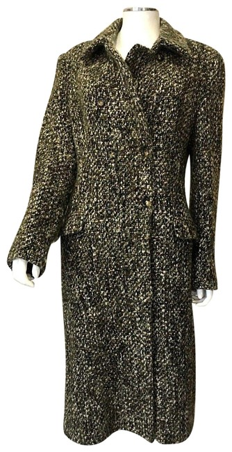 Preload https://img-static.tradesy.com/item/24157959/piazza-sempione-green-white-wool-tweed-double-breasted-tailored-it-44-jacket-size-6-s-0-1-650-650.jpg