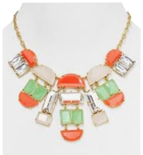 Preload https://img-static.tradesy.com/item/24157993/kate-spade-multicolor-varadero-tile-crystal-necklace-0-5-540-540.jpg