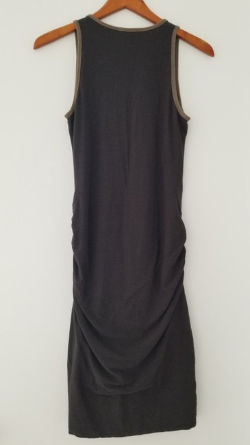 Military Green Maxi Dress by James Perse