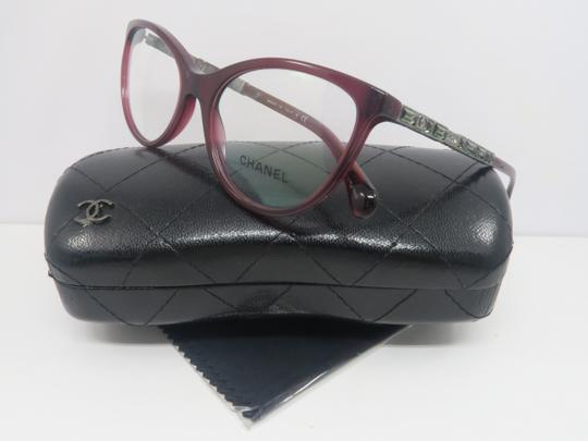 Chanel Women's Cat-Eye RX Eyeglasses 3303-B C.539