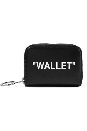 Preload https://img-static.tradesy.com/item/24158009/off-whitetm-black-printed-textured-leather-wallet-0-0-540-540.jpg