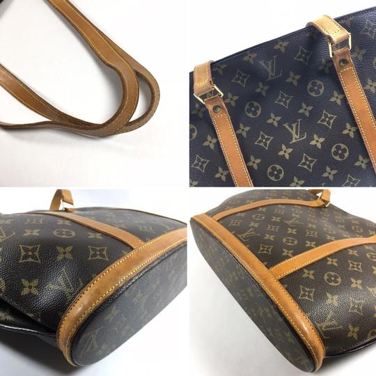 Louis Vuitton Babylone Vintage Tote in Louis Vuitton Monogram