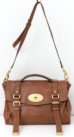 Mulberry Alexa Oak Cross Body Bag