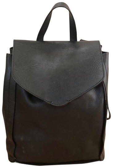 Preload https://img-static.tradesy.com/item/24158166/loeffler-randall-black-cowhide-leather-backpack-0-1-540-540.jpg