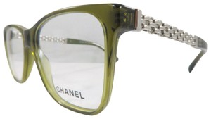 Chanel New Oversized Square Women's RX Eyeglasses 3320 C.1526