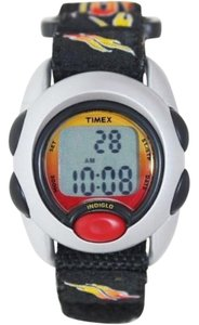 Timex T78751 Kid's Black Rubber Band With Digital Dial Watch
