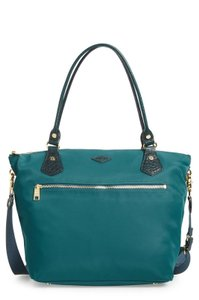 MZ Wallace Tote in Teal Green