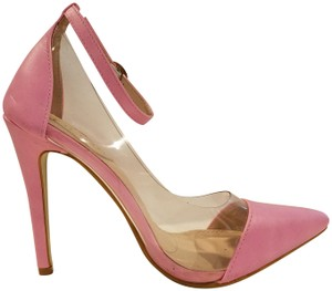 Liliana Pointed Toe Evening Chic Stiletto Light Pink Pumps