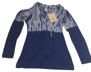 599424c302a Balance Collection by Marika Blue Activewear Top Size 6 (S) - Tradesy