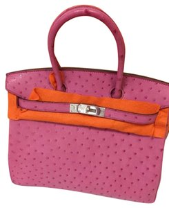 Hermès Birkin Pink Super Popular Satchel in fuschia