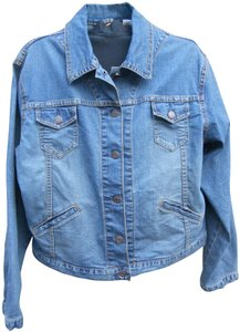 Signature by Levi Strauss denim blue Womens Jean Jacket