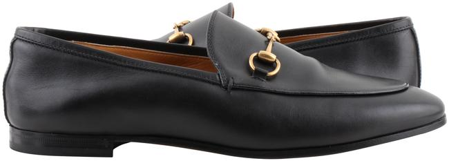 Item - Black Jordaan Leather Loafer Formal Shoes Size US 9 Narrow (Aa, N)