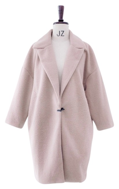 Item - Pale Pink/Pink Coat Size OS (one size)