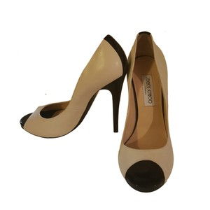 Jimmy Choo Ivory and black Formal