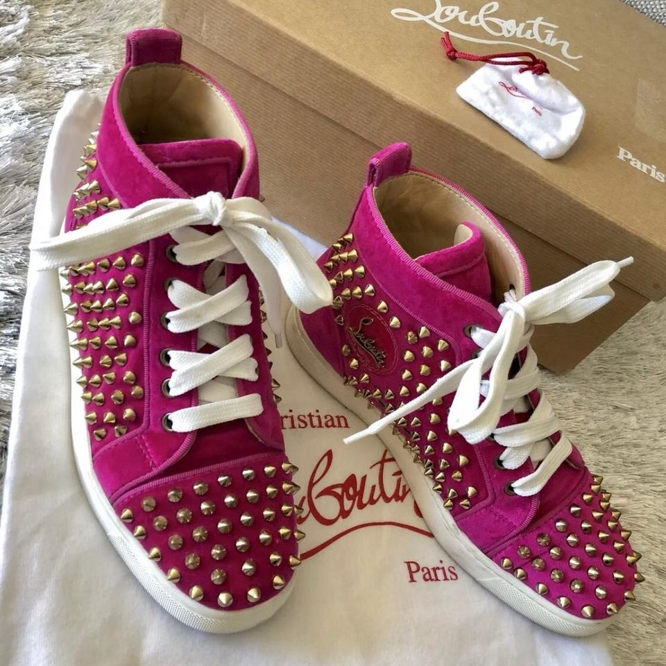 buy popular 202a9 e17ff Velvet Spike Sneakers