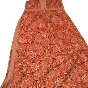 orange Maxi Dress by Gibson & Latimer