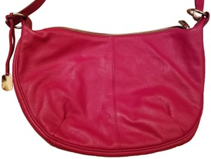 Furla Leather Cross-body Hobo Bag